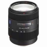Lente Sony 16-80mm F/3.5-4.5 Carl Zeiss Vario-sonnar T* Dt