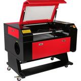 Maquina Corte Cortadora Grabado Grabadora Laser Mdf Acrilico
