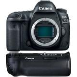 Cámara Profesional Canon 5d Mark Iv .  Cuerpo Y 4 Lentes