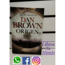 Origen Dan Brown Autor De Codigo Da Vinci Y Simbolo Perdido