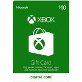 Tarjeta De Recarga Xbox $10 Usa Gift Card