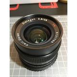 Lente Carl Zeiss Distagon 28mm F/2.8 Para Canon