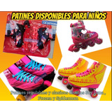 Patines Clasicos Soy Luna Regulables Frozen Spiderman 3en1