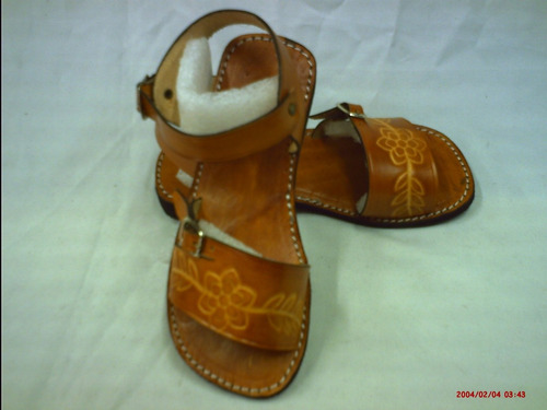7d29982b42b Ver más Ver en MercadoLibre. Sandalias De Cuero Para Mujer-somos  Fabricantes Nuevo. Pichincha ( Quito )