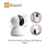 Camara Xiaomi Ip 1080p Fullhd 360g Original Con Garantia