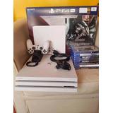 Ps4 Pro De 1tb Edicion Destiny 2  Super Oferta