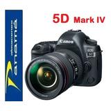Canon 5d Mark Iv + Lente 24-105mm F/4l Ii  Incluye Iva