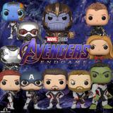Funko Pop Avengers Endgame 100% Originales Thanos Iron Man