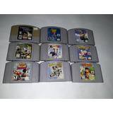 Juegos De Nintendo 64 Megaman Diddy Kong Snes Nes