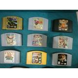 Games N64 Rento Cartuchos N64 Alquilo X Día Nintendo Oferta