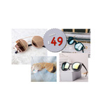 Gafas De Sol Con Medida, Marco, Filtro Uv, Examen Gratuito