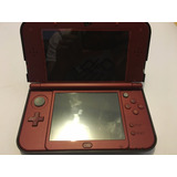 Nintendo 3ds New Xl  Roja Perfecto Estado+ 32 Gigas Sd