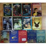 Harry Potter J.k. Rowling Saga Completa 13 Libros En Oferta