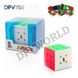 Cubo Rubik 3x3 Sin Pegatinas Ultra Rapido Original