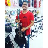Guitarra Acústica Cort + Cuerdas !! 100% Nuevas Garantía....