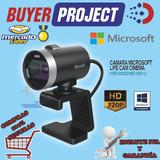 Lifecam Studio Camara Web Hd 720p Microsoft Microf. Incorp.