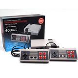 Consola Tipo Nintendo Con 600 Juegos De La Infancia Nuevo