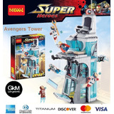 Set Tipo Lego Avengers Tower