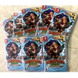 Donkey Kong Tropical Freeze Switch - Nuevos Y Sellados