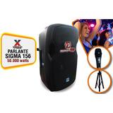 Parlante Sigma 156 American Xtreme 50000 Watts Inc Iva