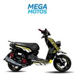 Motos Crédito Scooter Pasola Fatty 150  24 Cuotas $89