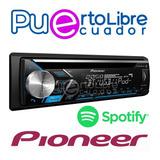 Radio De Auto Pioneer 2019! + Cd + Usb + Bluetooth + Control