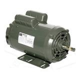 Motor Electrico Weg 5 Hp Monofasico 220/440v 2 Polos Abierto