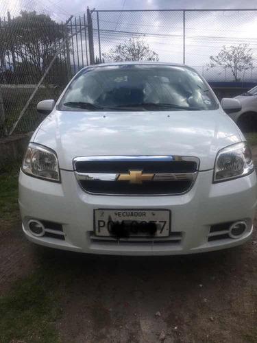 Chevrolet Aveo Gls
