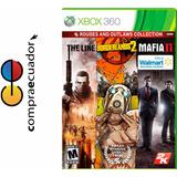The Line + Borderlands 2 + Mafia 2 3 En 1 Xbox360 Spec Ops