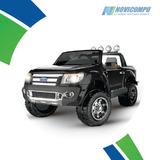 Carro Con Lincencia Ford Ranger, 2 Asientos, Pintura Metálic