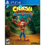 Crash Bandicoot N.sane Trilogy + Juegos Gratis Digital Ps4