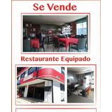 Venda De Restaurante Por Motivo De Viaje! Otima Oportunidad!