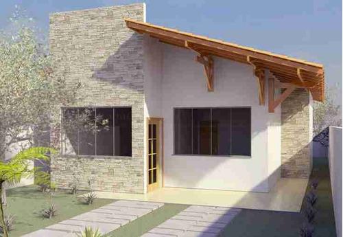 Casa $15.000usd 40 M2. En Su Terreno