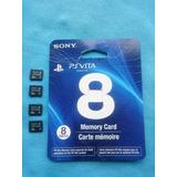 Ps Vita Sony Memory Card De 8 Giga Bytes De Oportunidad