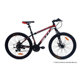 Bicicleta 26 Gti Madrock 2 Aluminio 21 Vel Modelo 2020