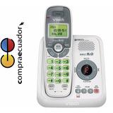 Vtech Teléfono Inalámbrico + Identificador + Contestadora