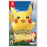 Pokemon Lets Go Pikachu Nuevo Sellado!!!
