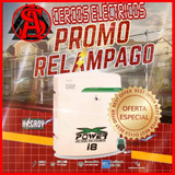 Kit Cerco Electrico Energizador Hagroy Xpower I8 Materiales