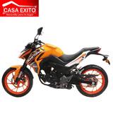 Moto Daytona Wolf Dy200 200cc Año 2018  Color Na/ne/ro