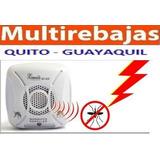 Repelente Ultrasónico/electromagnético Espanta Insectos