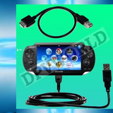 Cable Sony Ps Vita 1000 Carga Y Datos Play Station Vita 1000