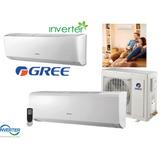 Aire Acondicionado Gree 12000 18000 24000 Btu 100% Inverter