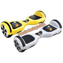 Smart Balance Wheel Scooter Eléctrico Dos Rueda Incluido Iva