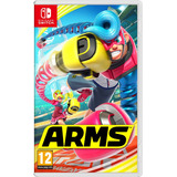 Arms  Juego Nintendo Switch Sellado