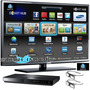 Super Oferta Combo Samsung! Led 3d 40 Tv + Bluray Full Smart