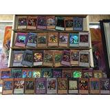 Yugioh Lote 9 Cartas Raras Y Super Originales