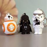 Llavero Star Wars, Darth Vader, Led Y Sonido, Exclusivo
