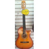 Guitarra Electroclasica Cutaway En Oferta