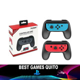 Hand Grips Para Nintendo Switch Joy-con/ Kit De 2