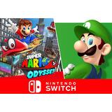 Super Mario Odyssey Nintendo Switch Digital